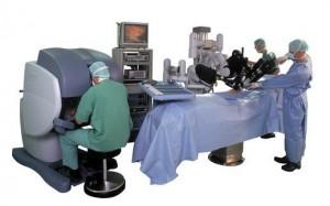"""""""达芬奇""""手术与开放式手术的效果对比"""
