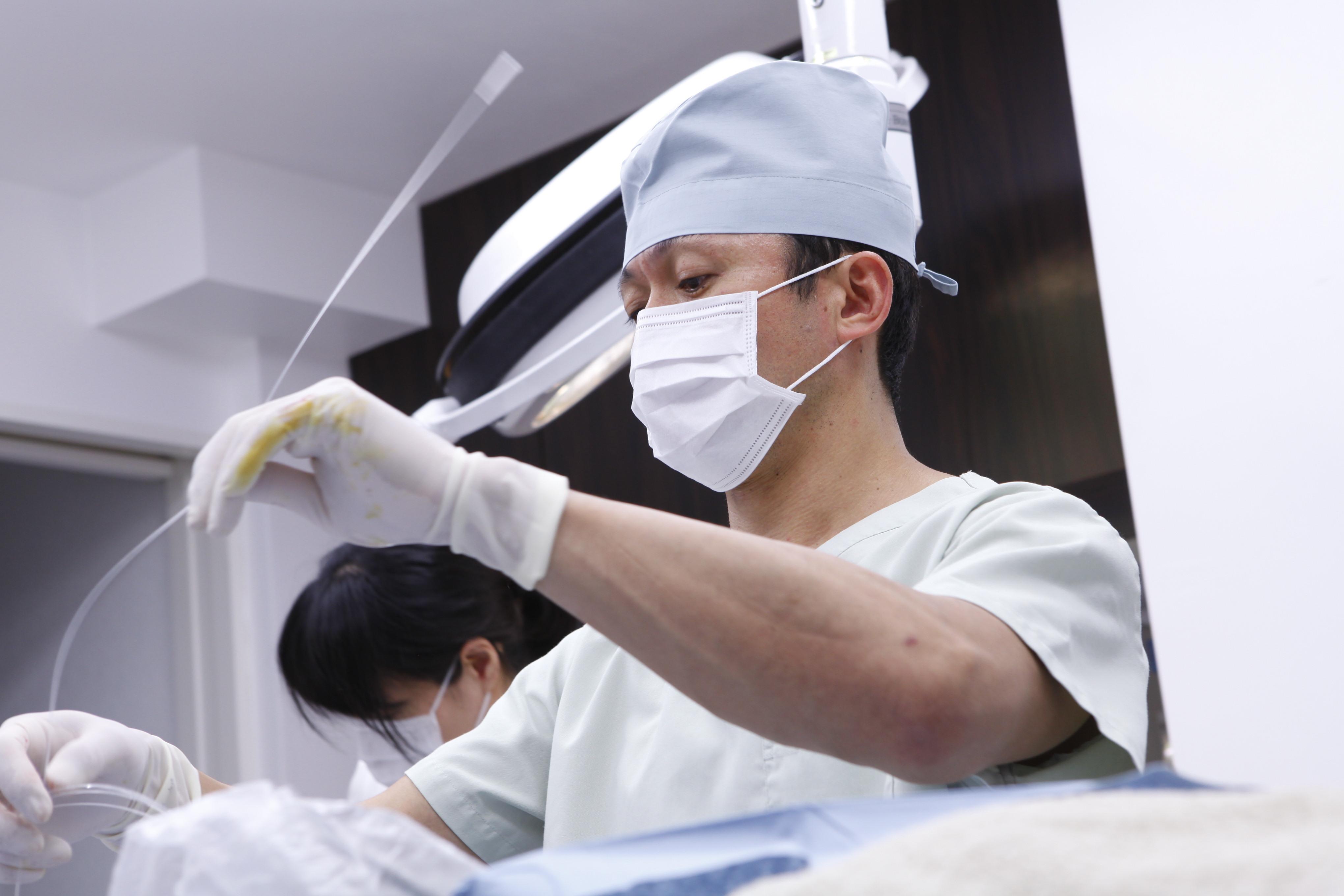 VX手術中1