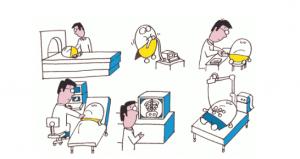 日本体检之成年人应该多久做一次精密体检?