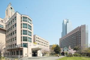 日本医院之日本圣路加国际医院(人工关节微创手术,耐久性25年以上)