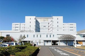 日本医院之日本东京齿科大学市川综合医院(日本医疗机能评价机构认定医院,具有26个科室、570床位的综合医院)