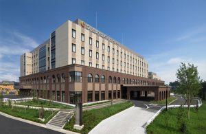 日本医院之日本彩之国东大宫医疗中心(获得了国际医疗机能评价机关JCI的认证)